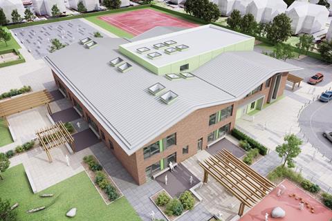 Morgan Sindall primary school